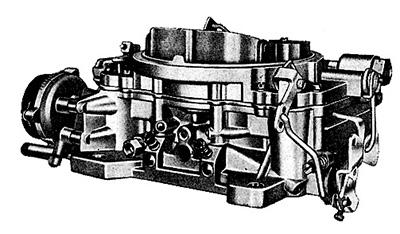 CK4711 Carburetor Kit for Carter AFB