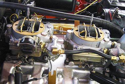 CK4482 Carter WCFB Carburetor Kit