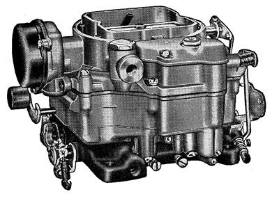CK4481 Carter WCFB Carburetor Kit