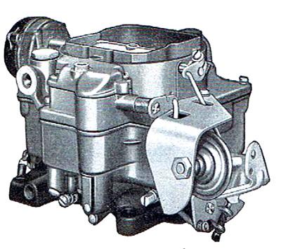 CK4485 Carter WCFB Carburetor Kit