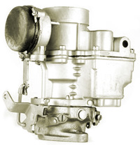 Carter Carburetor Identification