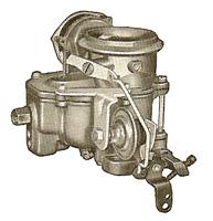 Carter Carburetor Numberical Index