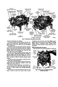 Service Manuals Index by Carburetor Manufacturer and Model