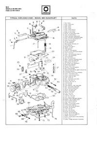 Marvelous Carburetor Service Manuals Wiring Digital Resources Xeirawoestevosnl